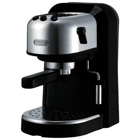 Обзор помповой рожковой кофеварки delonghi ec 250/270/271 от эксперта