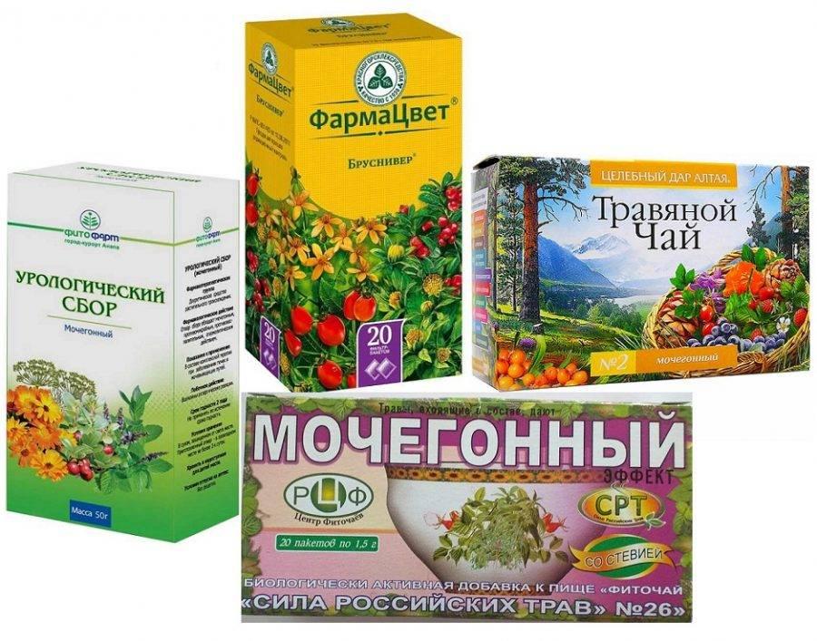 Какой чай является самым мочегонным?