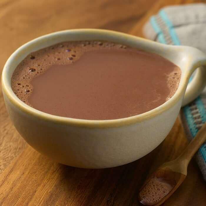 Калорийность какао этого популярного диетического напитка