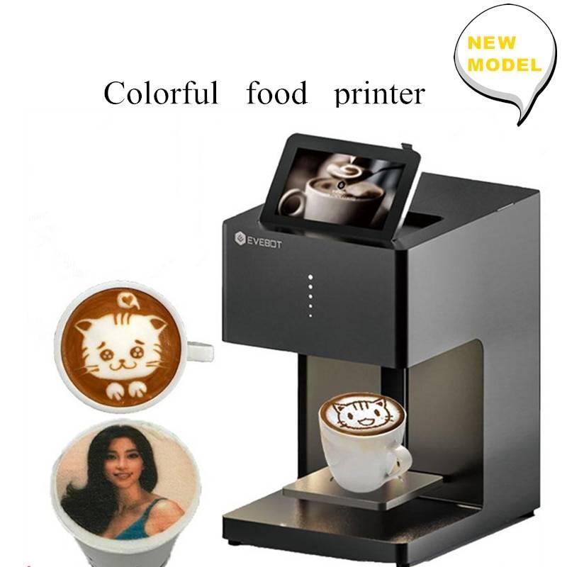 Поставить печать на кофе. иван квасов рассчитывает открыть по франшизе до 40 кофеен, где печатают на пенке