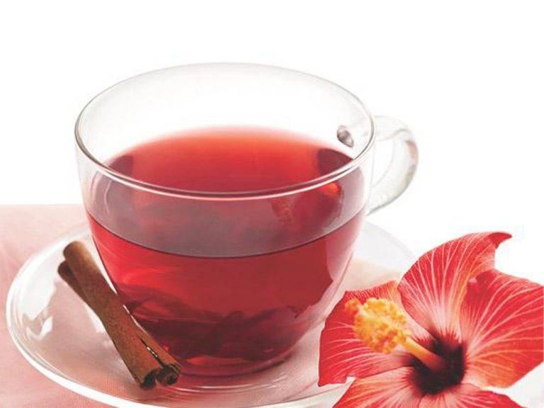 Можно ли похудеть если пить чай каркаде?