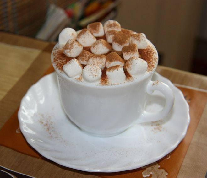 Кофе с маршмеллоу: пошаговые рецепты с фото и видео