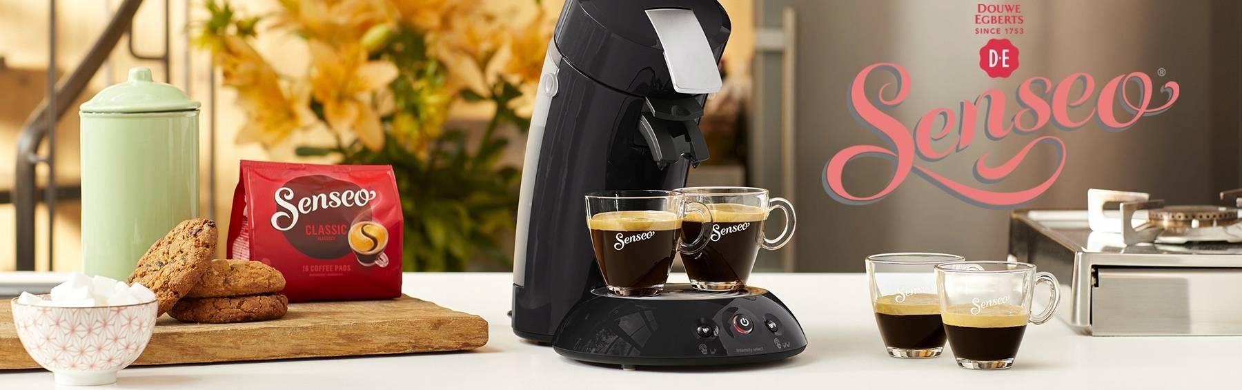 Кофе сенсео (senseo): описание, история и виды марки