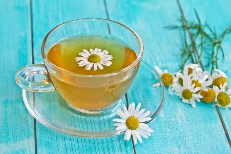 Эффективность чая с ромашкой и лимоном для похудения