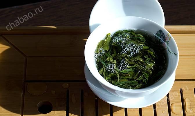 Аньцзи байча «белый чай из аньцзи» - teaterra | teaterra