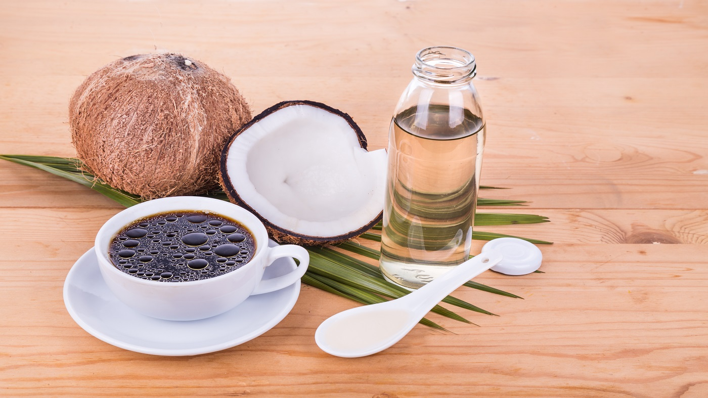 Кофе с кокосовым молоком рецепт