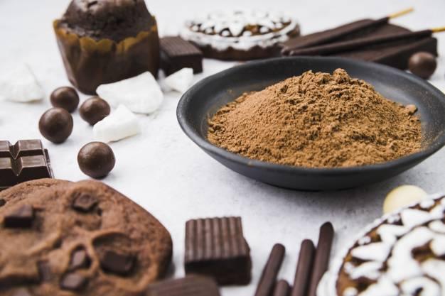 Алкализованный порошок какао