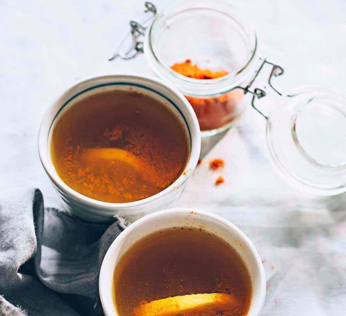 Чай с красным перцем чем полезен