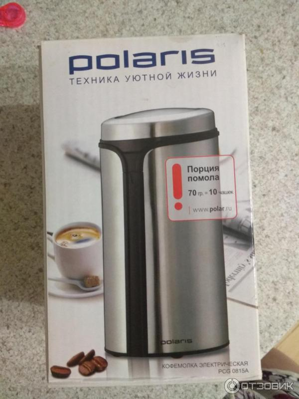 Кофемолка polaris pcg 0615 - купить | цены | обзоры и тесты | отзывы | параметры и характеристики | инструкция