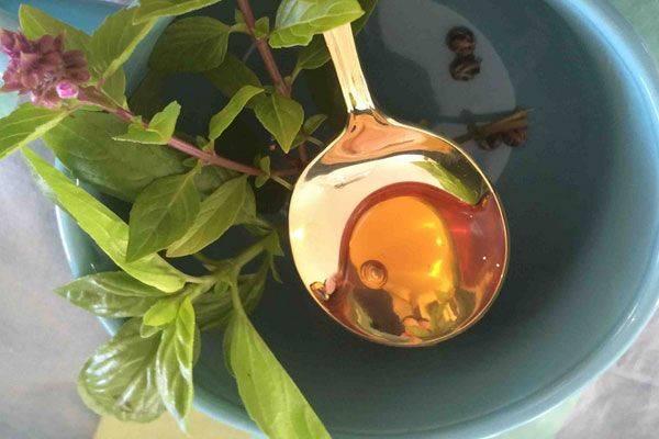 Чай с базиликом:полезные рецепты