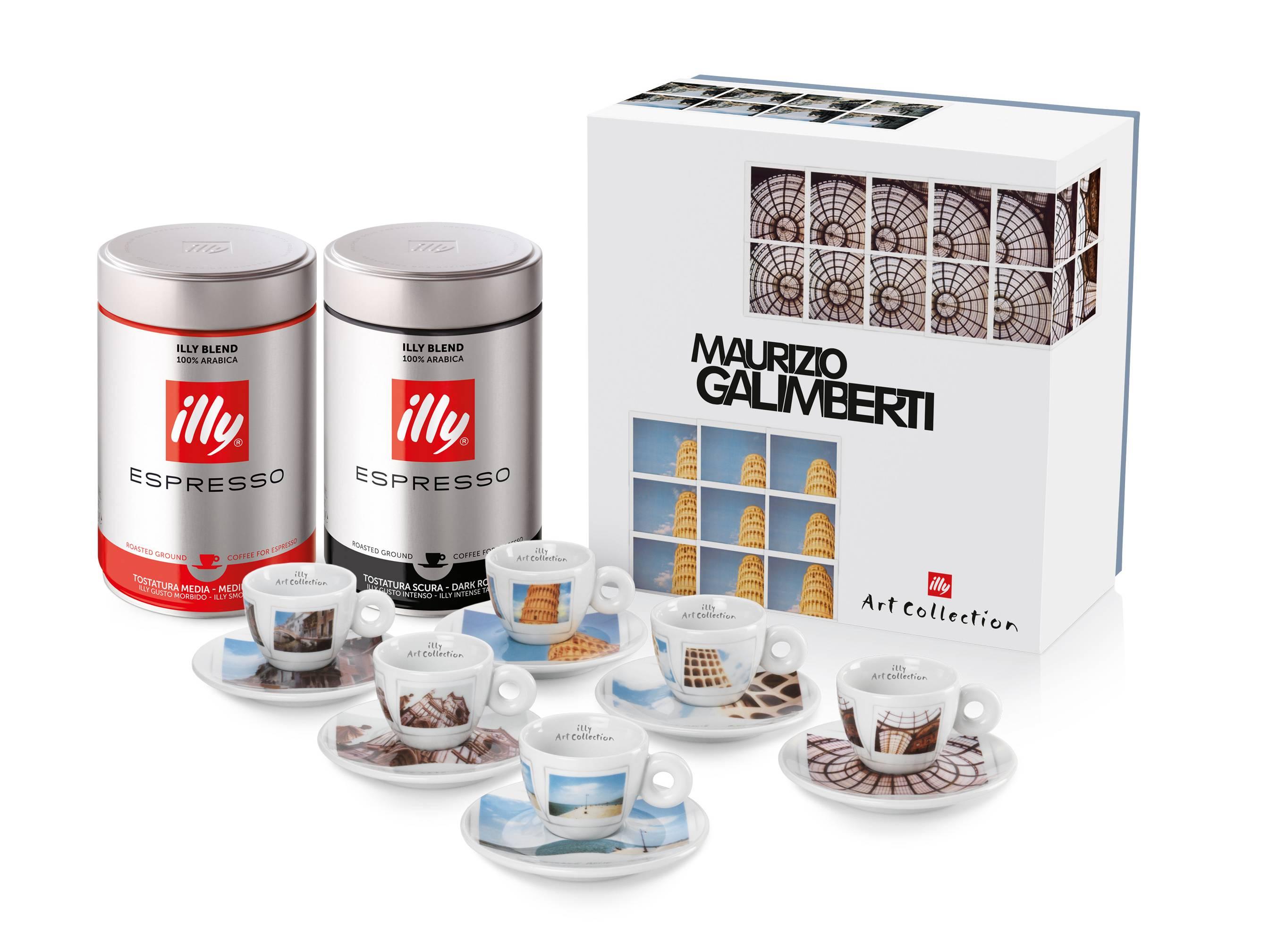 9 вкусов итальянского кофе illy