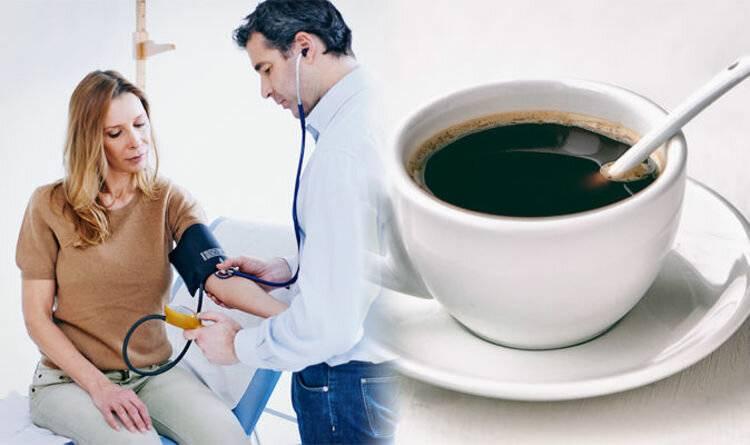 Как растворимый кофе влияет на давление и сосуды