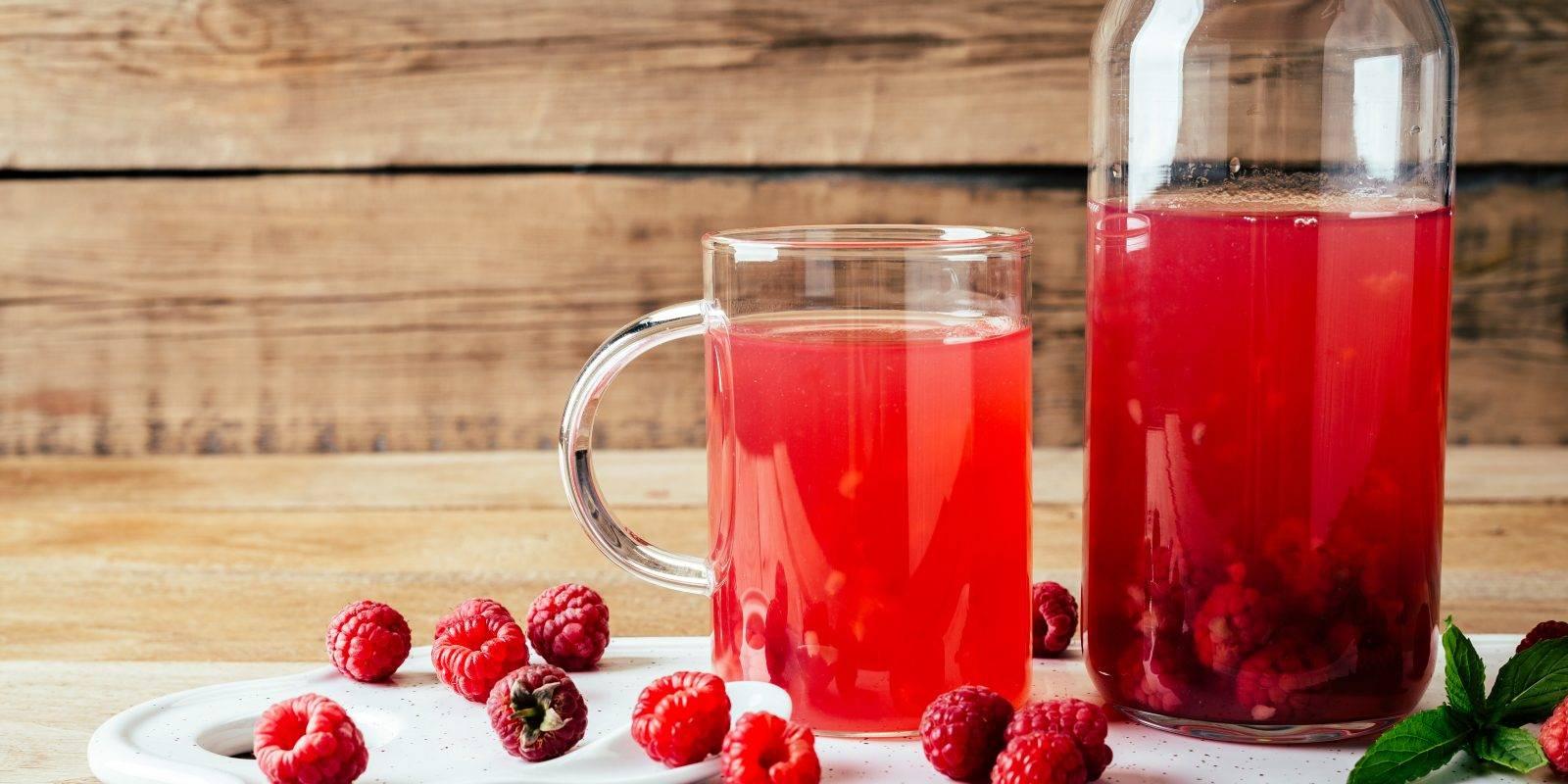 Как приготовить ягодный морс: топ-5 рецептов