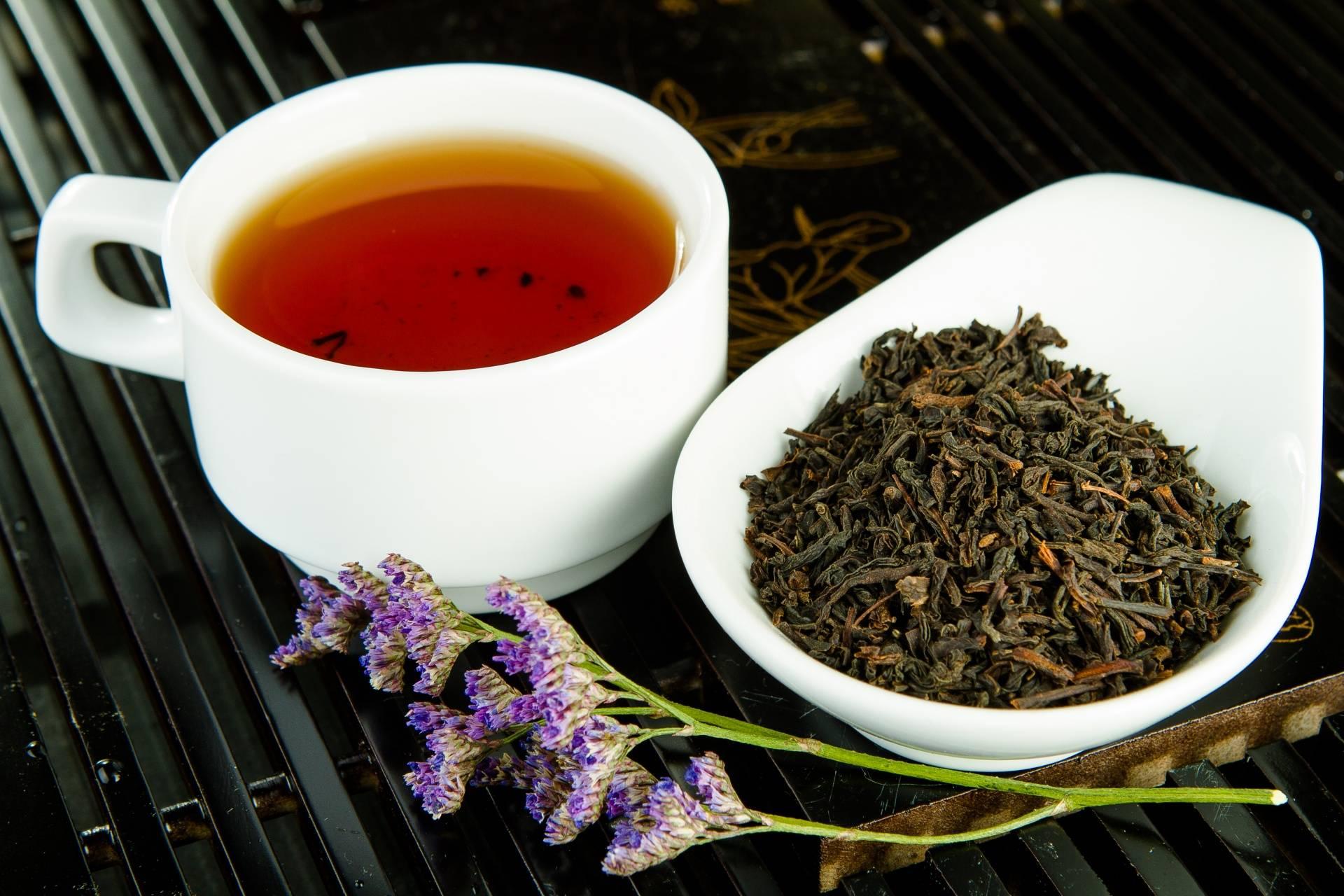 Чай с бергамотом: чем полезен ароматный напиток