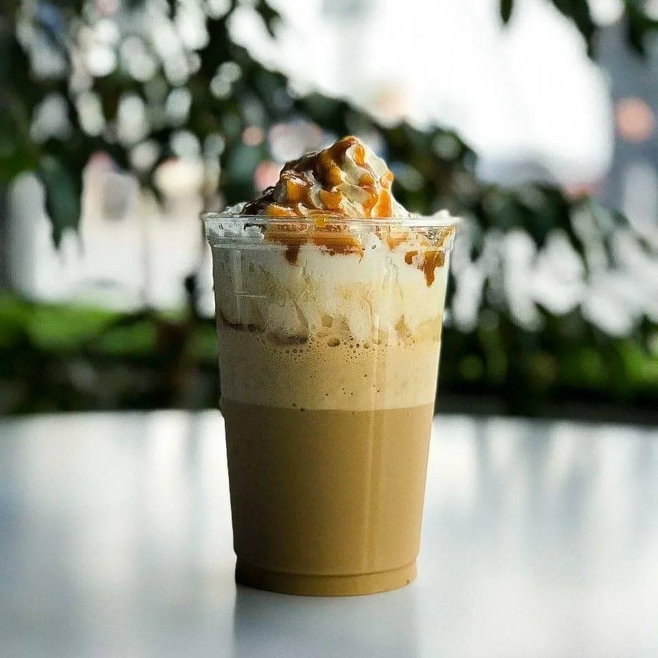 Сколько калорий в кружке напитка на основе кофе от эспрессо до фраппучино