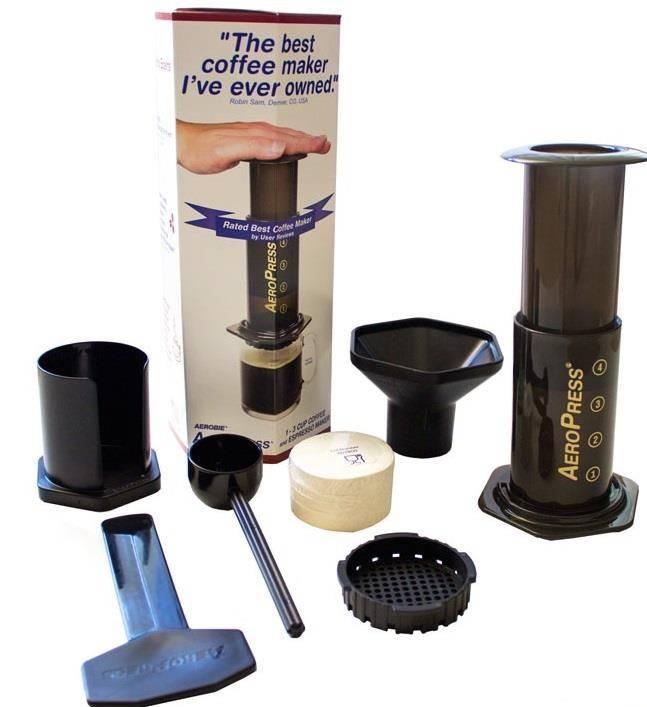 Аэропресс для кофе   все о кофе