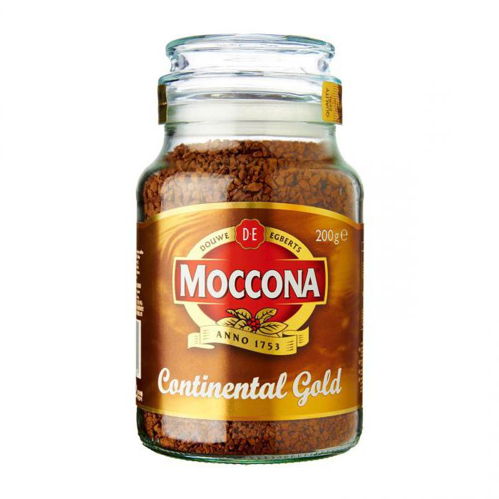 Moccona (моккона)