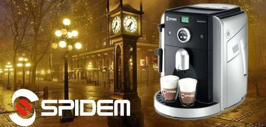Легендарные кофемашины spidem villa и trevi chiara, а также их прообраз saeco vienna от эксперта