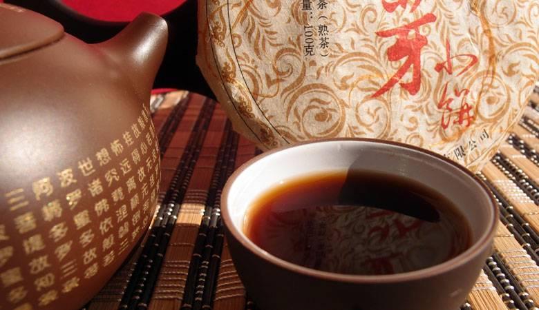 Чай пуэр — полезные свойства, пьянящий эффект