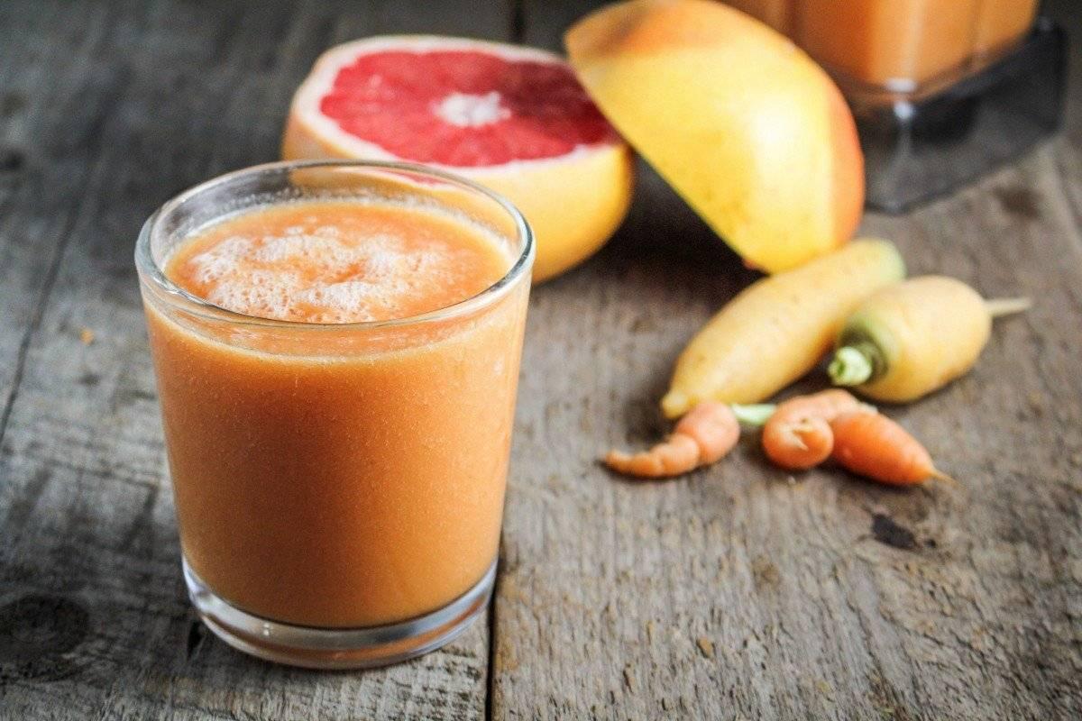Морковный смузи — польза и вкус. как быстро приготовить смузи из моркови. смузи из моркови со свеклой и сельдереем