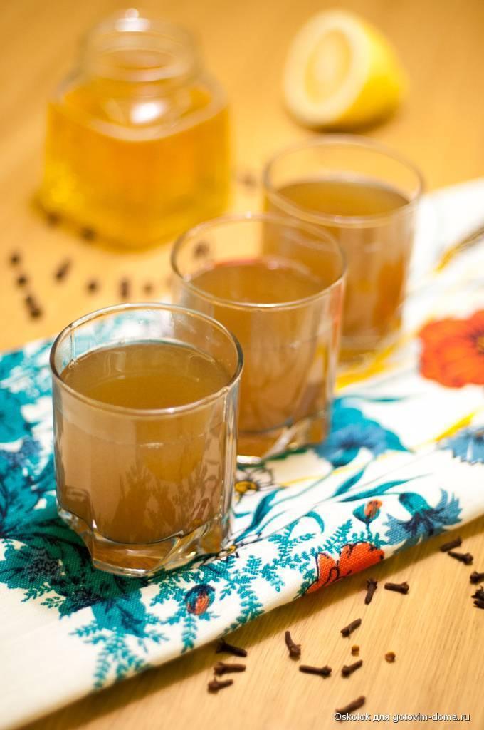Рецепт приготовления медового сбитня от простатита в домашних условиях
