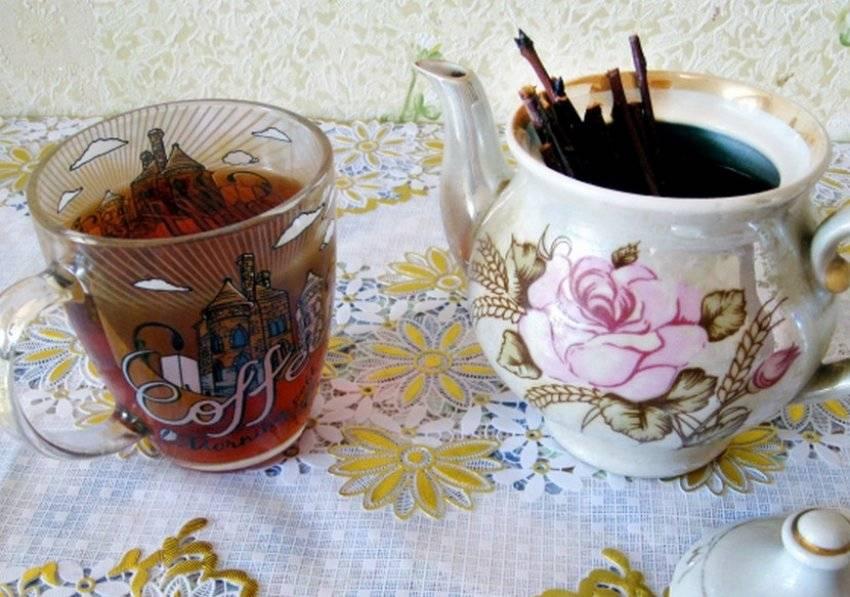 Ферментация листьев вишни в домашних условиях для полезного чая