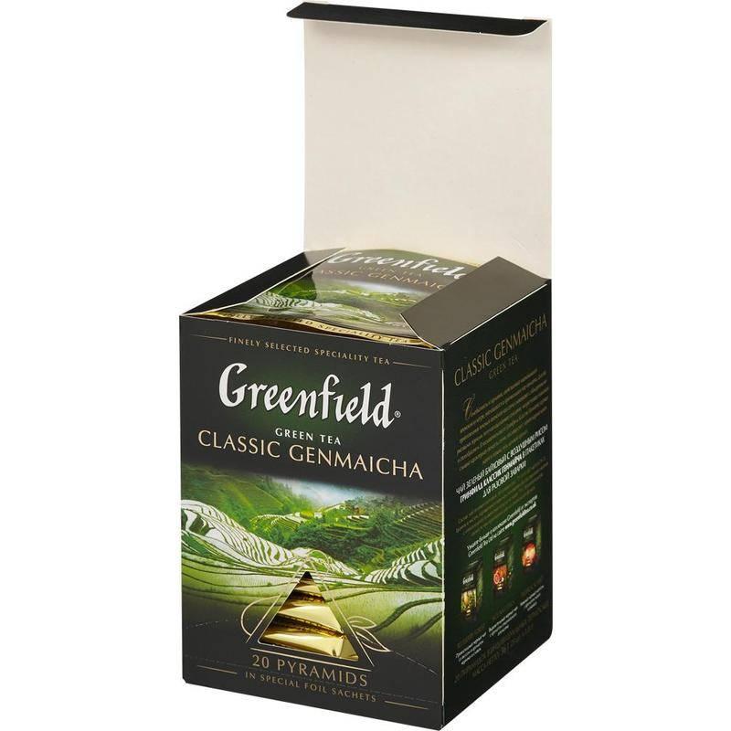 Чай гринфилд (greenfield) — особенности вкуса, польза и вред, отзывы