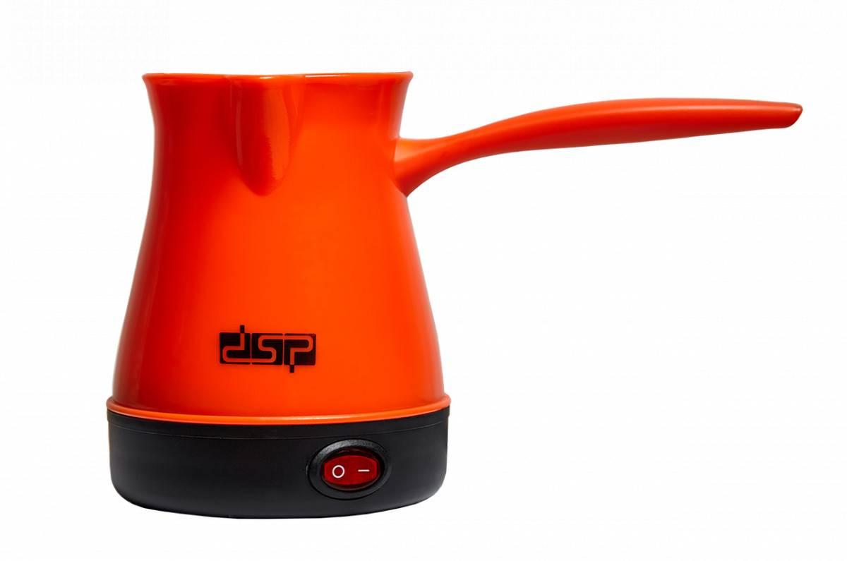 Как выбрать и применять электрическую турку для кофе