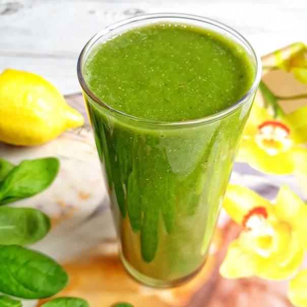 Рецепты: 19зелёных смузи — заряд бодрости длялюбящих себя!