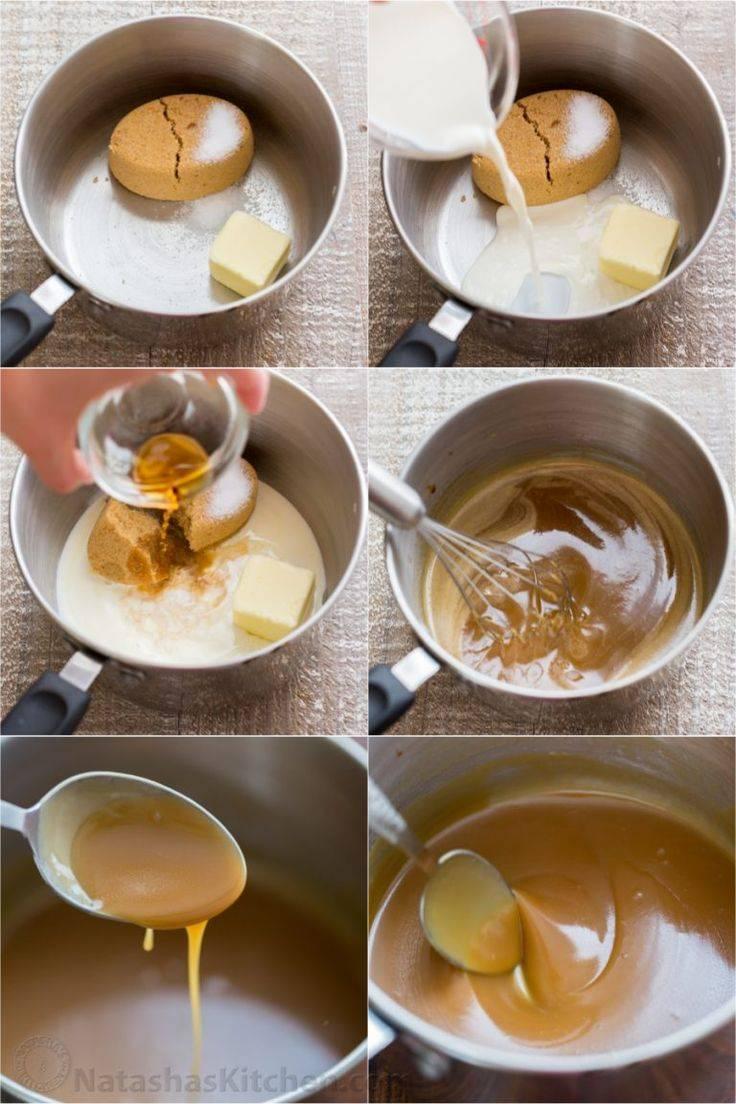 Рецепт карамельного сиропа для кофе