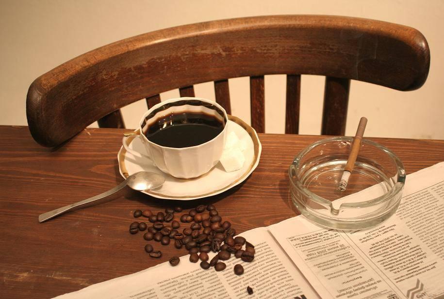 Кофе и курение — о вреде сочетания для здоровья