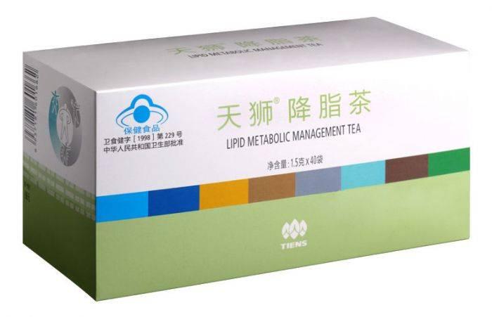 Антилипидный чай тяньши: инструкция по применению и противопоказания