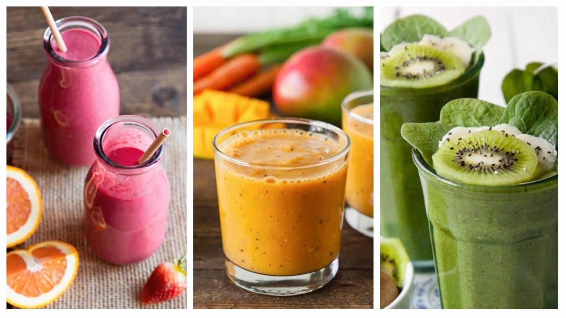 Смузи с овсянкой — 10 вкусных рецептов для блендера