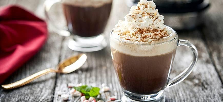 Кофе мокачино
