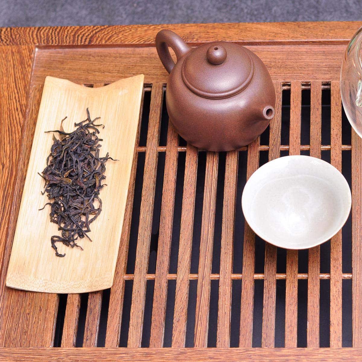 Цзинь сюань най сян – молочный улун с неповторимым вкусом