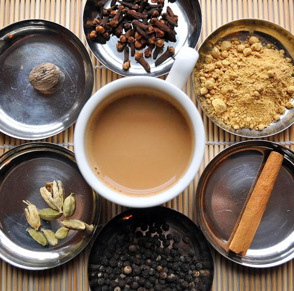 6 оригинальных рецептов приготовления чая масала