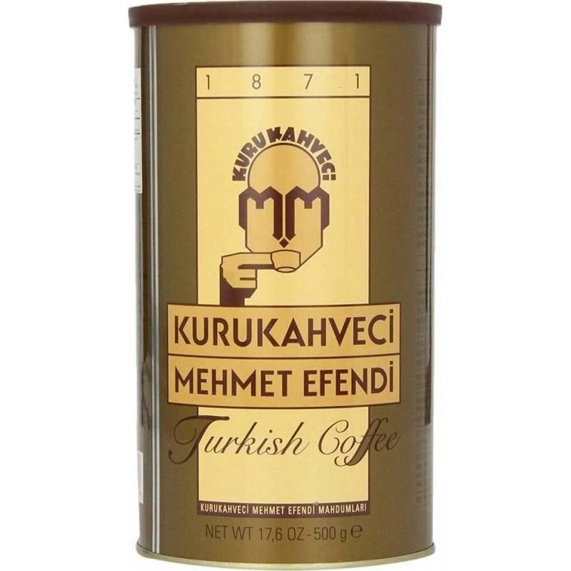 Турецкий кофе kurukahveci mehmet efendi (мехмет эфенди)