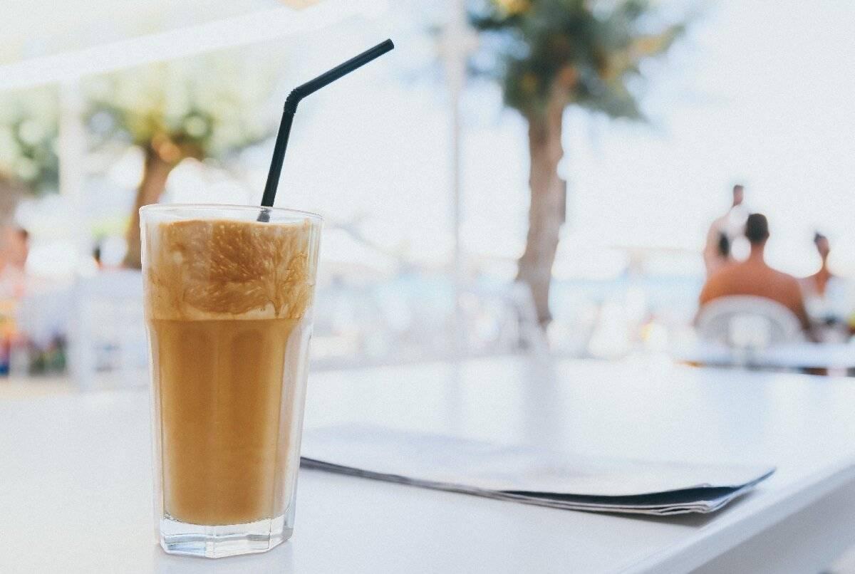 Фраппе » энциклопедия кофе кофепедия