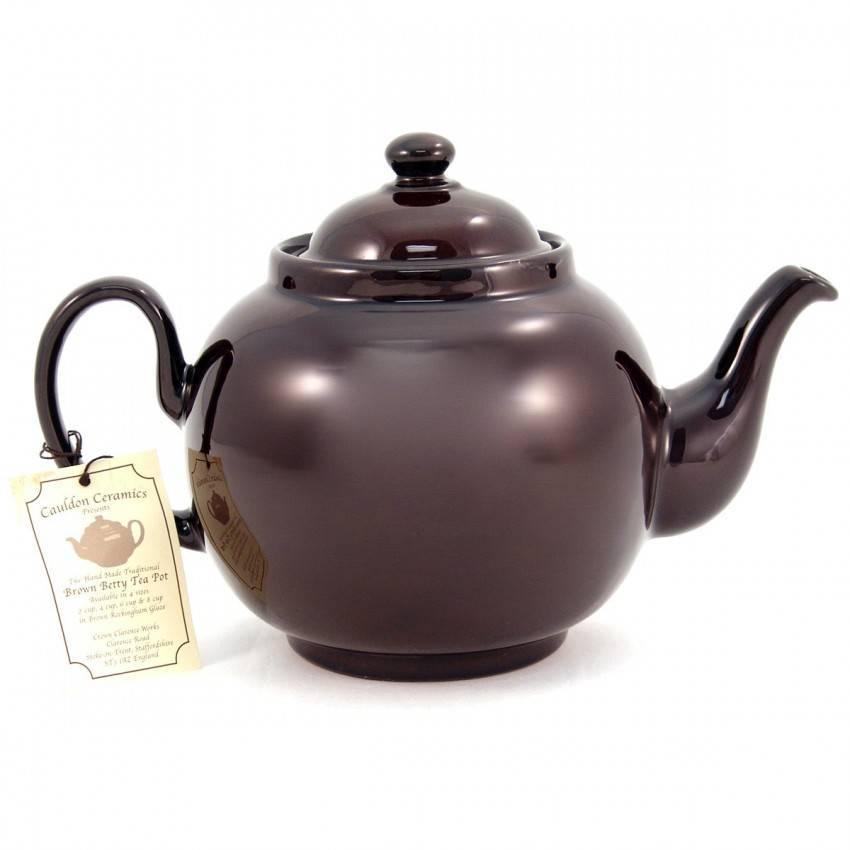 Как выбрать заварочный чайник: основные виды и правила выбора