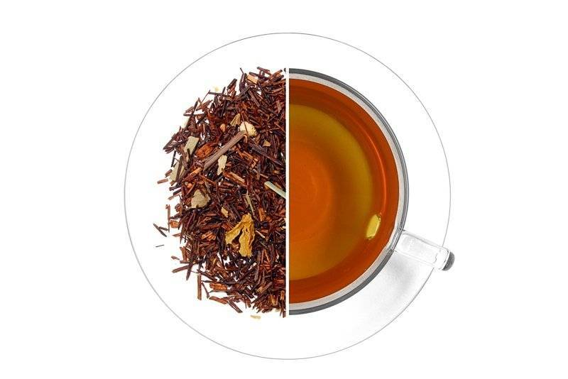 Чай ройбуш: полезные свойства для организма