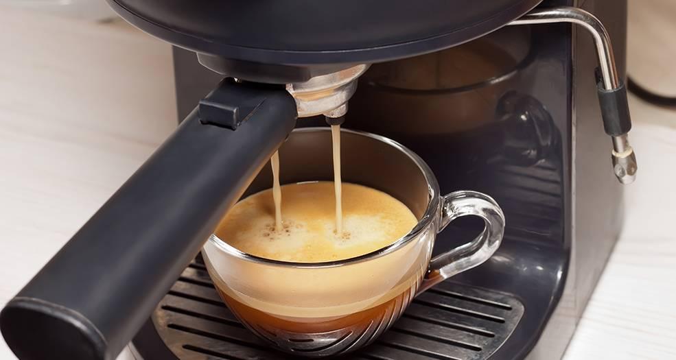 Лучшие кофеварки рожкового типа