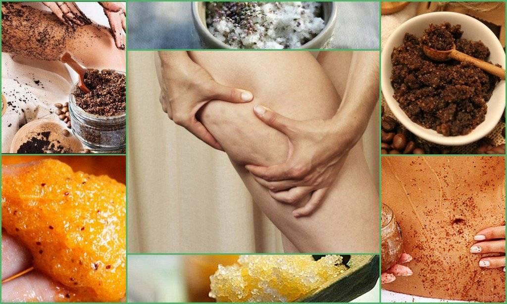 Кофейное обертывание дома — ароматное чудо средство