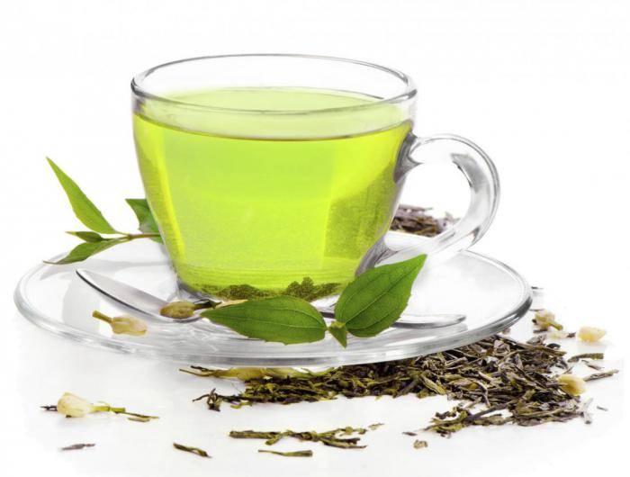 Зеленый чай для волос – полезные свойства и способы применения
