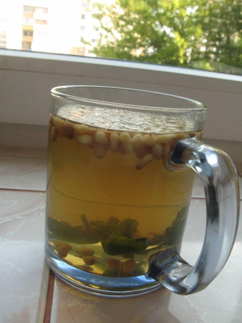 Тунисский чай с кедровыми орешками – вкусно и питательно