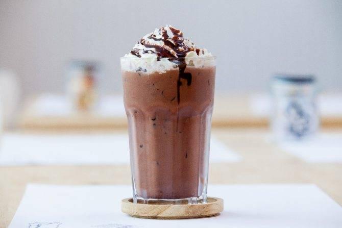 Кофе фраппе: история, разновидности, способы приготовления