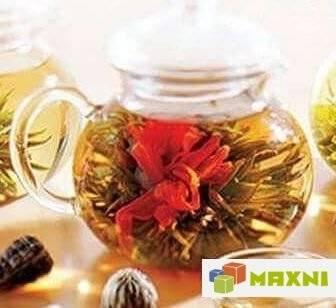 Связанный чай и его фантастическое превращение