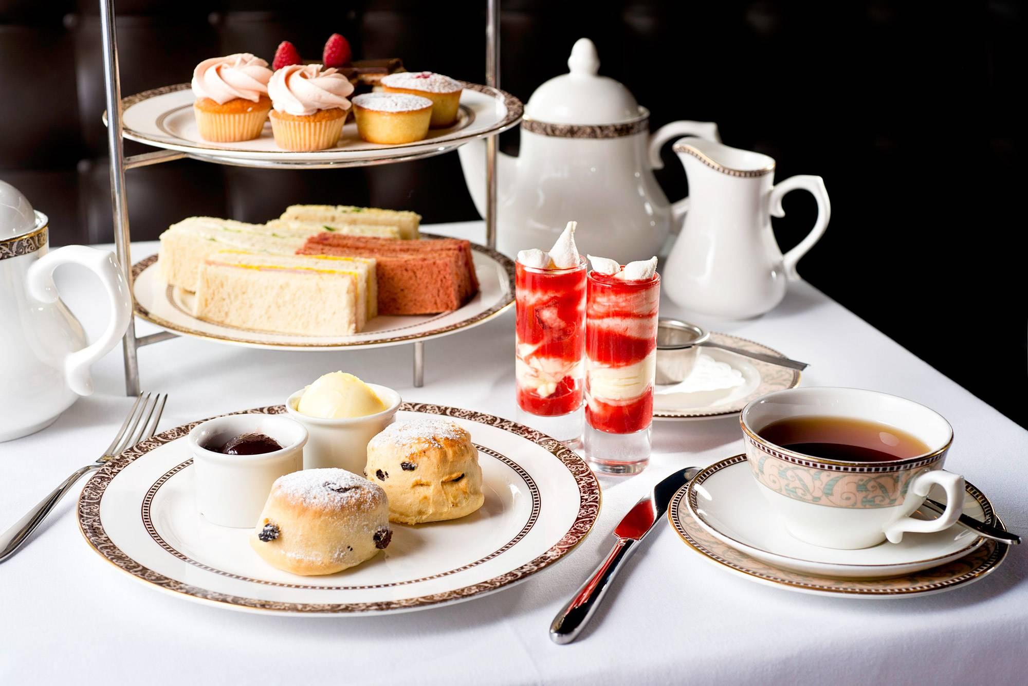 Outstanding tea and coffeesince 1886