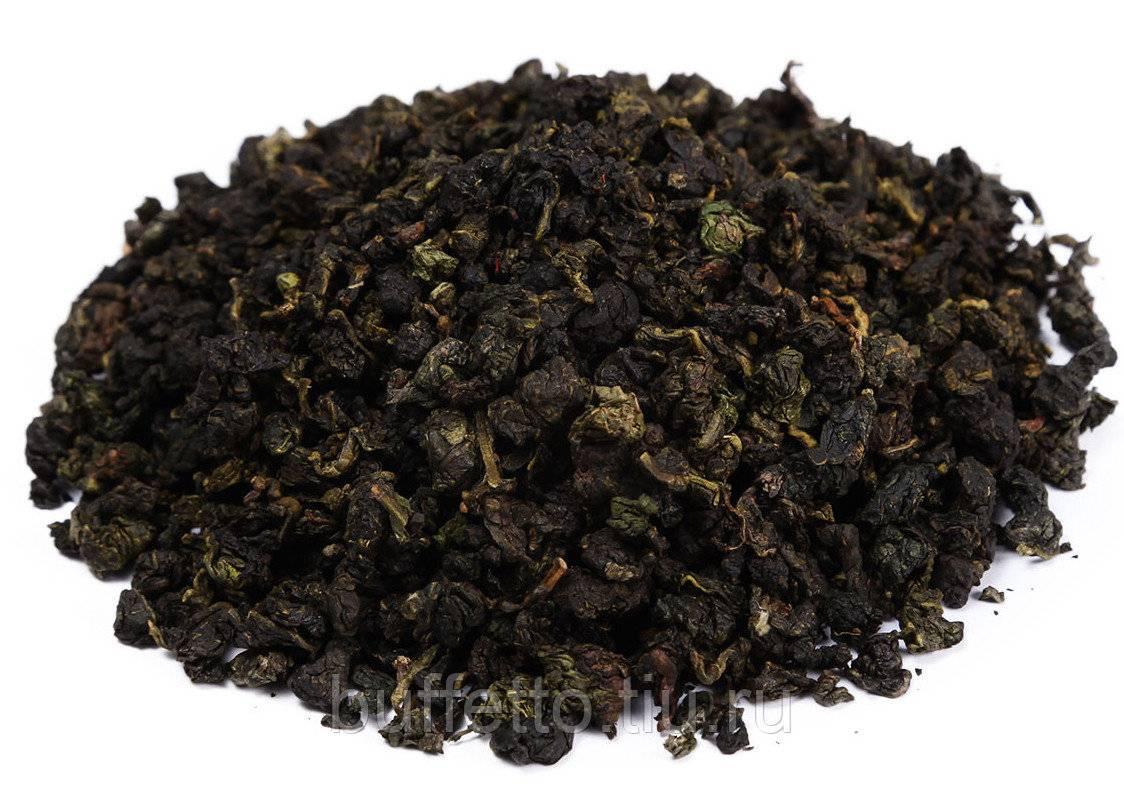 Молочный улун най сян цзинь сюань - происхождение чая