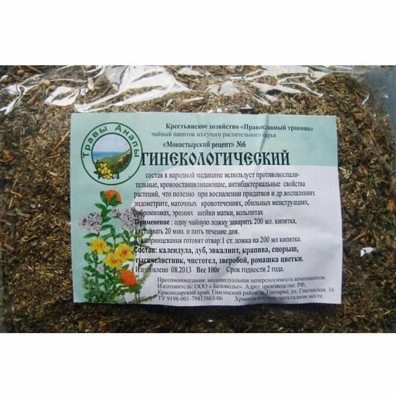Монастырский чайот остеохондроза: эффективнось, польза