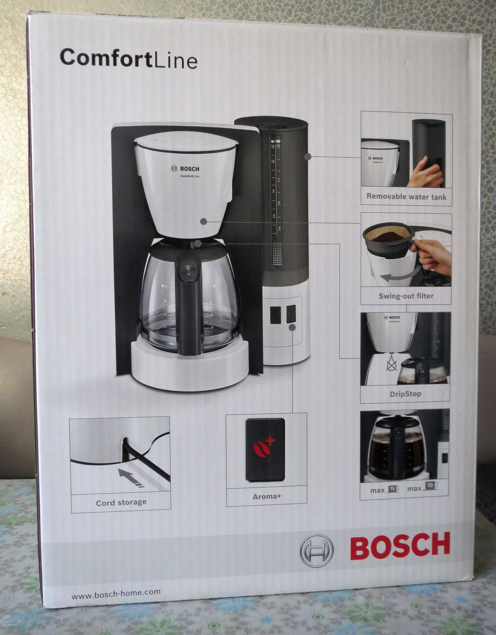 Кофеварка bosch tka6003v - купить   цены   обзоры и тесты   отзывы   параметры и характеристики   инструкция